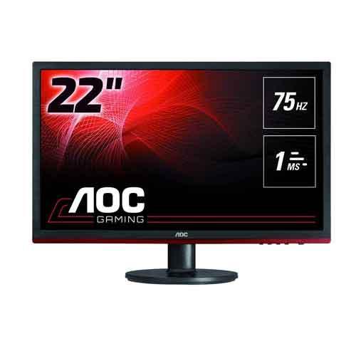 AOC Gaming 21.5inch Monitor(G2260Vwq6) price in hyderabad, telangana, nellore, vizag, bangalore