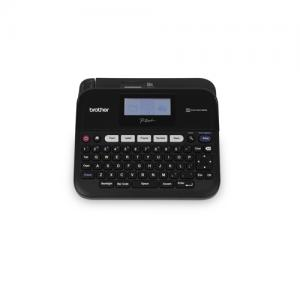 Brother PT D450 PC compatible label printer price in hyderabad, telangana, nellore, vizag, bangalore