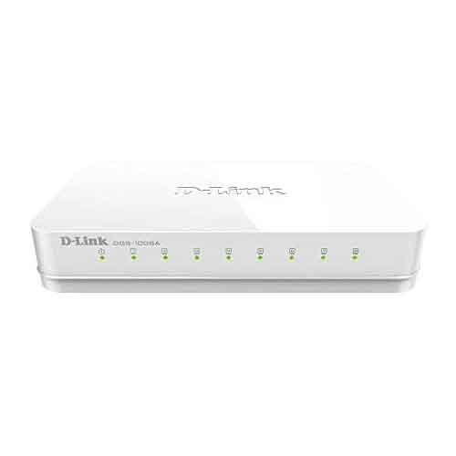 D Link DGS 1008A Switch price in hyderabad, telangana, nellore, vizag, bangalore
