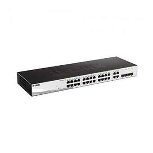D Link DGS 1210 28 ME Gigabit Metro Ethernet Switch price in hyderabad, telangana, nellore, vizag, bangalore