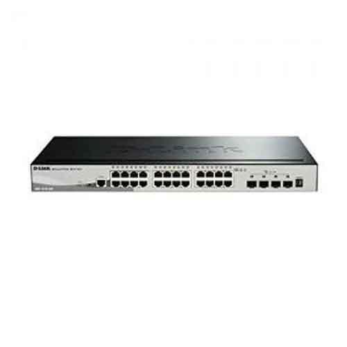 D Link DGS 1510 28X Gigabit SmartPro Stackable Switch price in hyderabad, telangana, nellore, vizag, bangalore