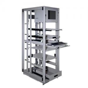 Hammond DNRR2384HDWB 48U Heavy Duty 2 Post Rack price in hyderabad, telangana, nellore, vizag, bangalore