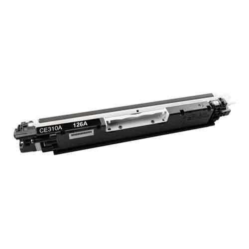 HP 126A CE310AD Twin Pack Black LaserJet Toner Cartridge price in hyderabad, telangana, nellore, vizag, bangalore