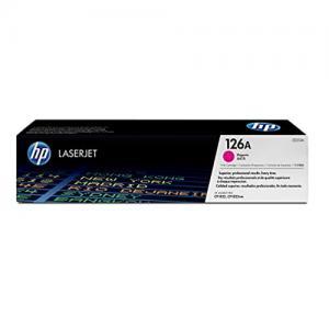 HP 126A CE313A Magenta LaserJet Toner Cartridge price in hyderabad, telangana, nellore, vizag, bangalore