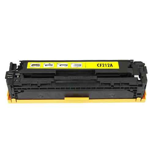 HP 131A CF212A Yellow LaserJet Toner Cartridge price in hyderabad, telangana, nellore, vizag, bangalore