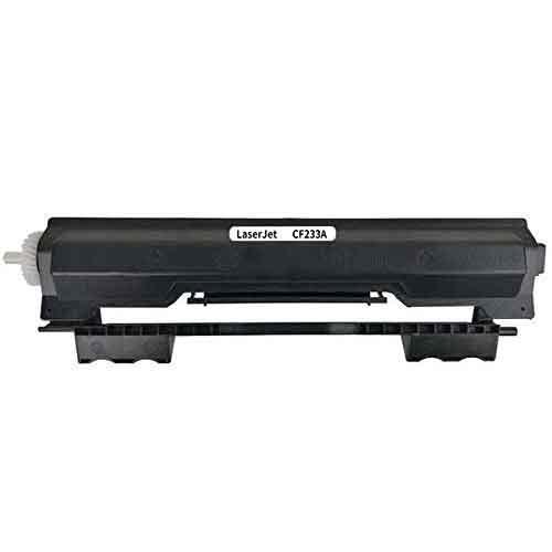 HP 33A CF233A Black LaserJet Toner Cartridge price in hyderabad, telangana, nellore, vizag, bangalore