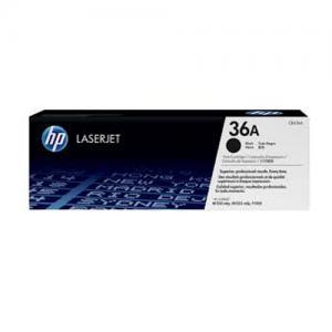 HP 36A CB436A Black LaserJet Toner Cartridge price in hyderabad, telangana, nellore, vizag, bangalore