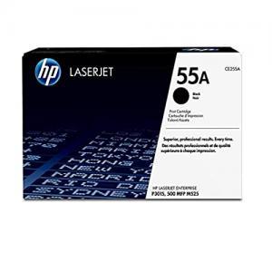 HP 55A CE255A Black LaserJet Toner Cartridge price in hyderabad, telangana, nellore, vizag, bangalore