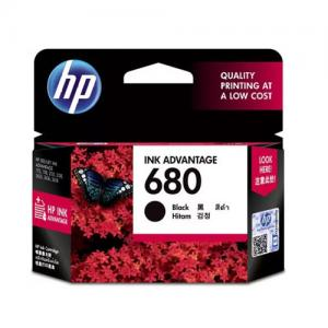HP 680 Black Original Ink Cartridge price in hyderabad, telangana, nellore, vizag, bangalore