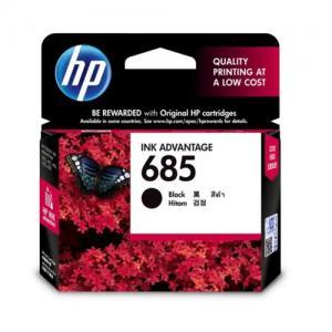 HP 685 CZ121AA Black Original Ink Cartridge price in hyderabad, telangana, nellore, vizag, bangalore