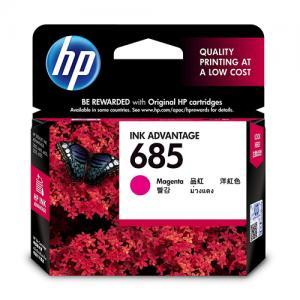 HP 685 CZ123AA Magenta Original Ink Cartridge price in hyderabad, telangana, nellore, vizag, bangalore