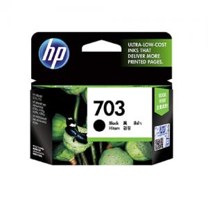 HP 703 CD887AA Black Ink Cartridge price in hyderabad, telangana, nellore, vizag, bangalore
