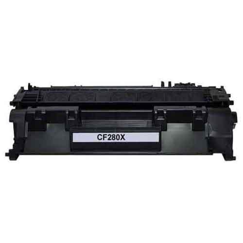 HP 80X CF280X High Yield Black LaserJet Toner Cartridge price in hyderabad, telangana, nellore, vizag, bangalore