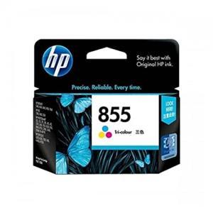HP 855 C8766ZZ Tri color Ink Cartridge price in hyderabad, telangana, nellore, vizag, bangalore