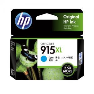 HP 915XL 3YM19AA High Yield Cyan original Ink Cartridge price in hyderabad, telangana, nellore, vizag, bangalore