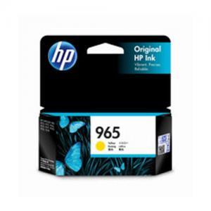 HP 965 3JA79AA Yellow Original Ink Cartridge price in hyderabad, telangana, nellore, vizag, bangalore