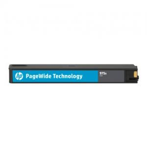 HP 975A L0R88AA Cyan Original PageWide Cartridge price in hyderabad, telangana, nellore, vizag, bangalore