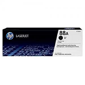 HP CC388A Black LaserJet Toner Cartridge price in hyderabad, telangana, nellore, vizag, bangalore