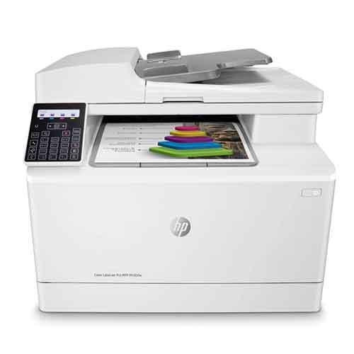HP Color LaserJet Pro MFP M183fw Printer price in hyderabad, telangana, nellore, vizag, bangalore