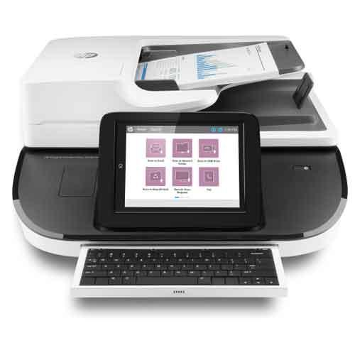 Hp Digital Sender Flow 8500 fn2 Document Capture Workstation price in hyderabad, telangana, nellore, vizag, bangalore