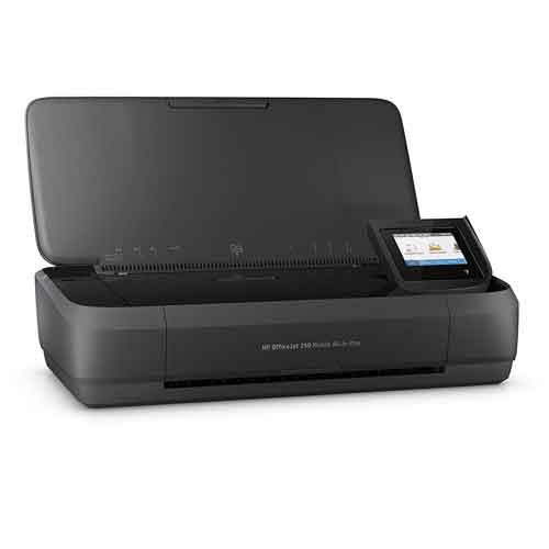 HP OfficeJet 258 Mobile All in One Printer price in hyderabad, telangana, nellore, vizag, bangalore