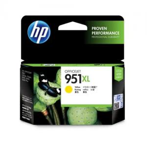 HP Officejet 951xl CN048AA High Yield Yellow Ink Cartridge price in hyderabad, telangana, nellore, vizag, bangalore