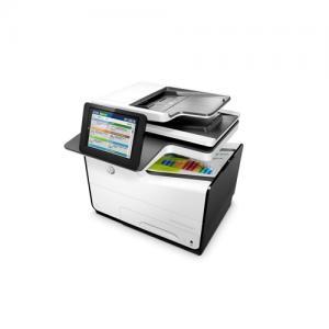 HP PageWide Mngd Clr MFP E58650dn Printer price in hyderabad, telangana, nellore, vizag, bangalore