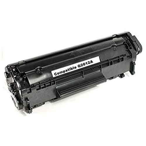 HP Q2612A Black LaserJet Toner Cartridge price in hyderabad, telangana, nellore, vizag, bangalore