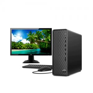 HP S01 ad0102il Slim Tower Desktop price in hyderabad, telangana, nellore, vizag, bangalore