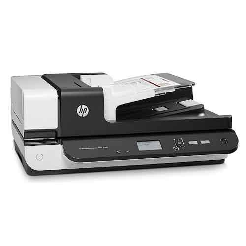 Hp Scanjet Enterprises Flow 7500 Flatbed Scanner price in hyderabad, telangana, nellore, vizag, bangalore