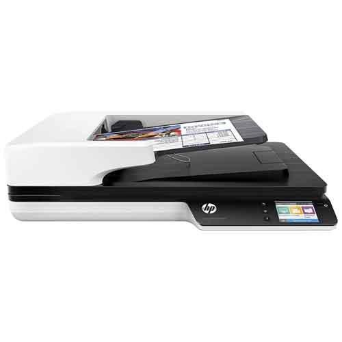 Hp ScanJet Pro 4500 fn1 Network Scanner price in hyderabad, telangana, nellore, vizag, bangalore