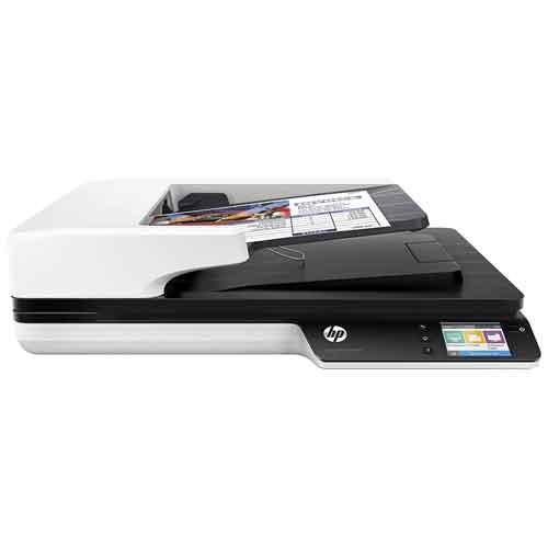 Hp ScanJet Pro 4500 fn1 Network Scanner price in hyderabad, telangana, nellore, vizag, bangalore