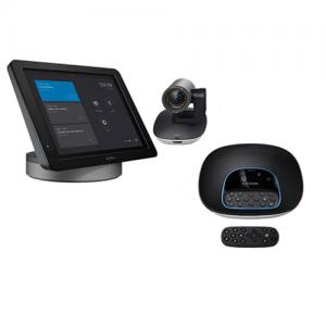 Logitech Conferencing System For MidTo Medium Rooms price in hyderabad, telangana, nellore, vizag, bangalore