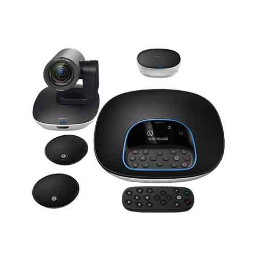 Logitech GROUP 960 001054 Video Conferencing System price in hyderabad, telangana, nellore, vizag, bangalore
