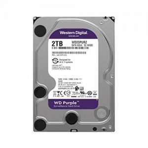Western Digital Purple 2TB Surveillance Hard Drive price in hyderabad, telangana, nellore, vizag, bangalore