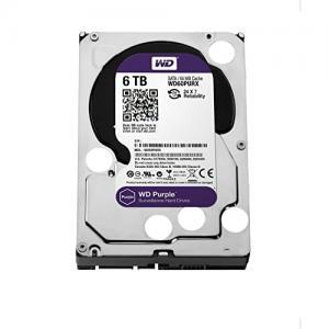 Western Digital Purple 6TB Surveillance Hard Drive price in hyderabad, telangana, nellore, vizag, bangalore